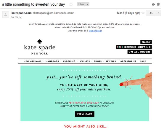 kate-spade-best-email-sample