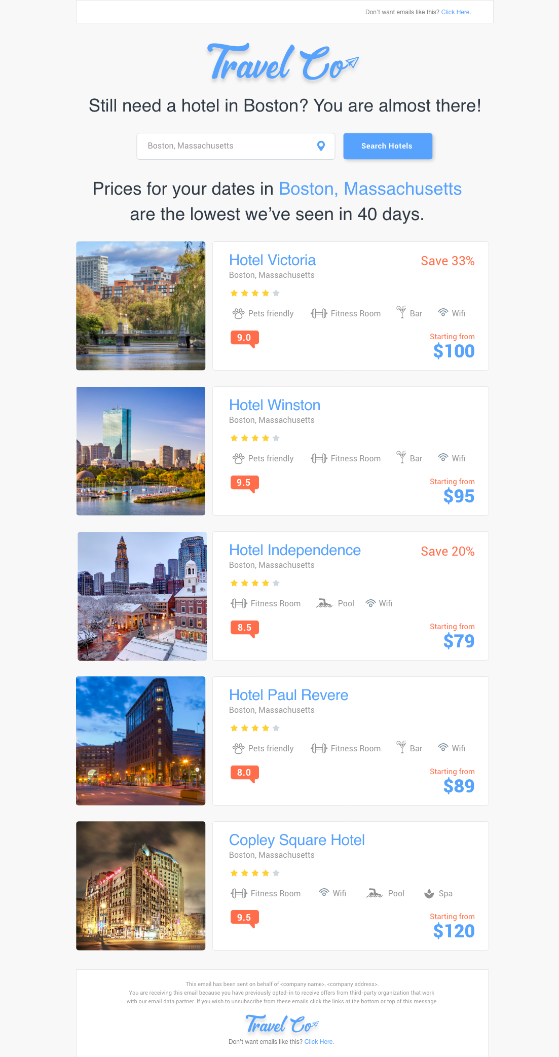 Travel-co-abandoned-search-email-retargeting-sample